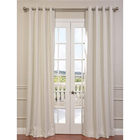 blackout grommet curtains half price drapes bellino grommet single panel blackout