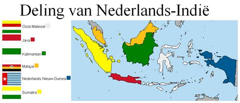 netherlands indies map division of east indies by lamnay on deviantart