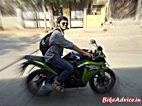 cbr bike green green honda cbr150r 10 months ownership user review