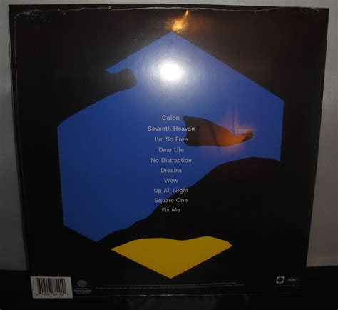 beck colors exclusive yellow colored vinyl lp