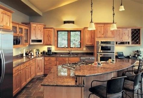triangular kitchen island triangle island idea home improvement ideas pinterest
