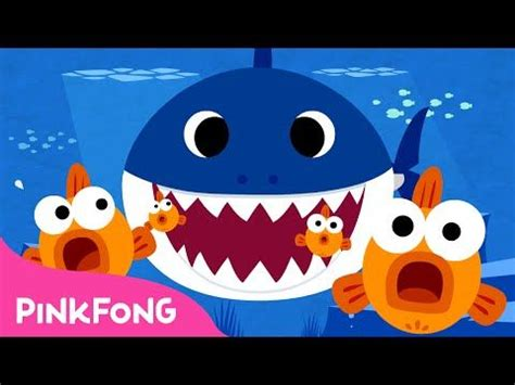 baby shark pinkfong wallpapers  wallpapersafari