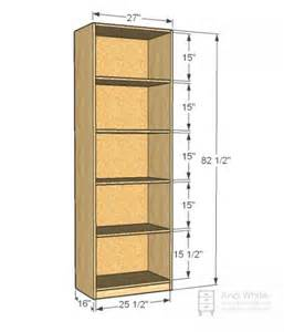 Handmade Spice Rack Ana White Build A Simple Closet Organizer Free And