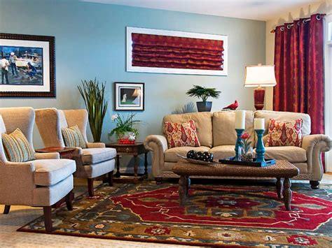 decorating family rooms casual family living room sandy kozar hgtv
