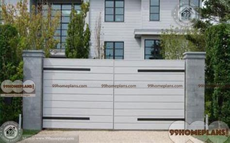 gate design images ideas with new contemporary style home