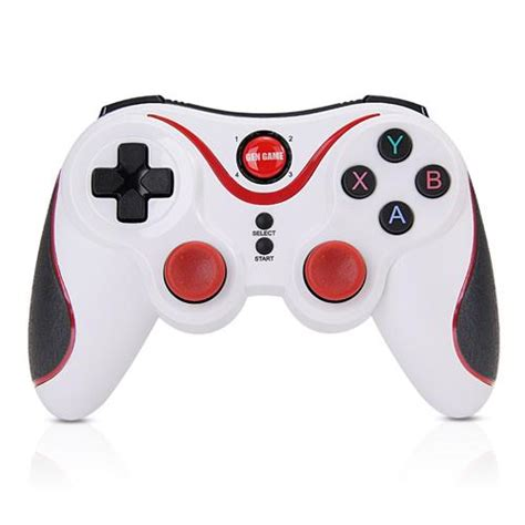 Terios S5 Original Holder Receiver Gamepad Wireless Bluetooth 30 s5 wireless bluetooth controller white
