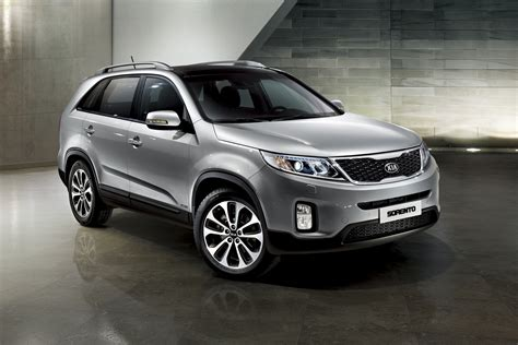 The New Kia Sorento 2015 Kia Sorento Information And Photos Zombiedrive