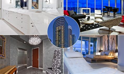 The Secret Health Room 05 inside the real fifty shades penthouse as it sells for 6m