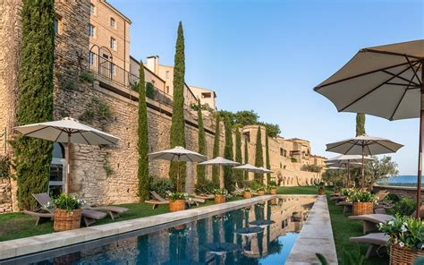 best provence bastide de gordes hotel review provence travel
