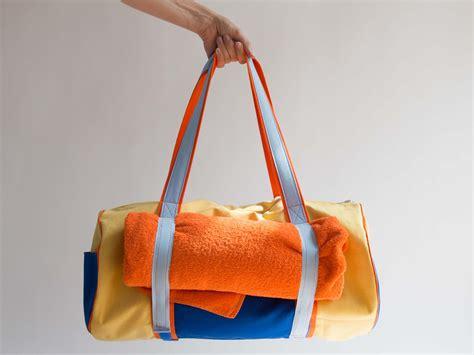 yoga duffle bag pattern yoga beach duffle bag