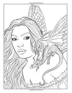 1211 Best fairy tale coloring pages images in 2019