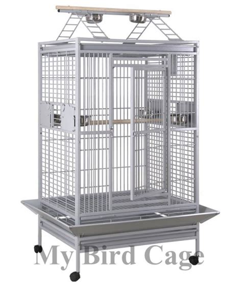 medium cage hq playtop medium cage 36x28 by my bird cage