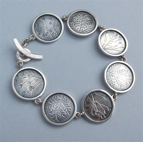 7 circles bracelet   Contemporary Bracelets by contemporary jewellery designer Naomi James