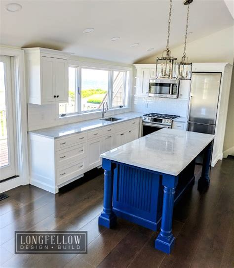 Coastal Kitchen Design Trends for 2018   New England Home