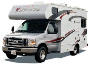 motor homes for rentals c small motorhome fraserway rv