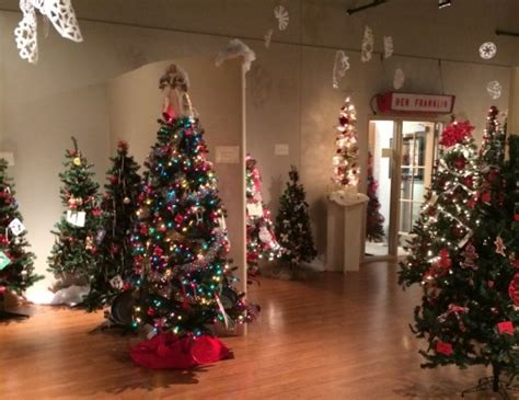 christmas tree exhibit accepting donations value news