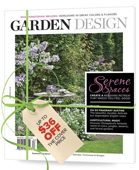 Garden Decor Magazine Gift An Amazing Garden Magazine Garden Design