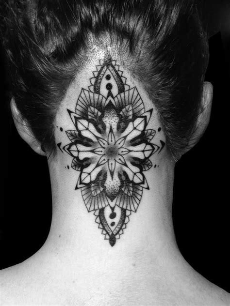 tattoo mandala diamond diamond shaped mandala by nicole laabs tattoonow