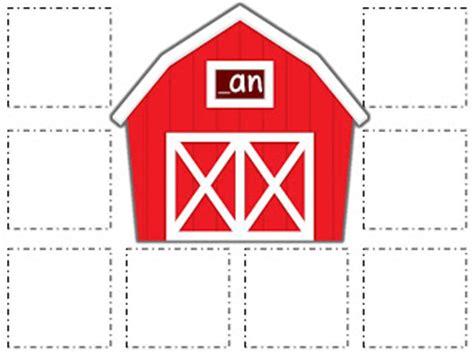 Word For Barn Mrs Hodge And Kindergarten On The Farm
