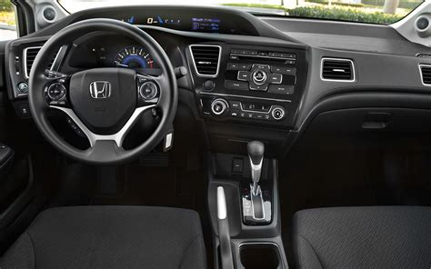 honda 2013 interior 2013 honda civic drive photo gallery motor trend