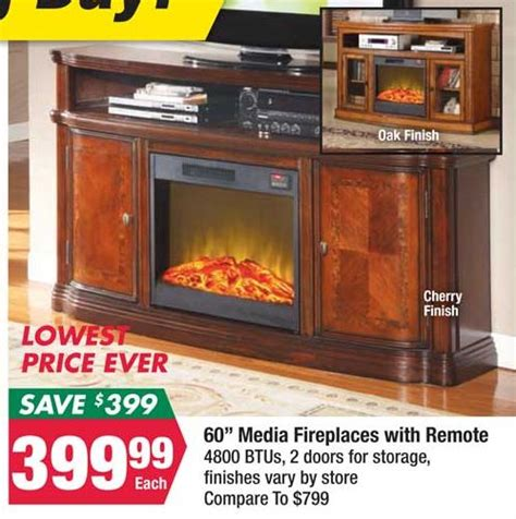 black friday electric fireplace deals media fireplaces with remote thanksgiving at big lots