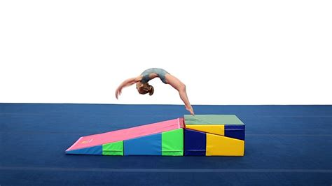 Gymnastics Mats For Back Handsprings by Tumbl Trak Special Offers