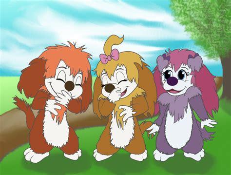 fluppy dogs fluppy dogs by meganschmidt on deviantart