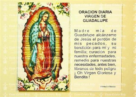 imagenes virgen de guadalupe con oracion best 25 oracion virgen guadalupe ideas on pinterest