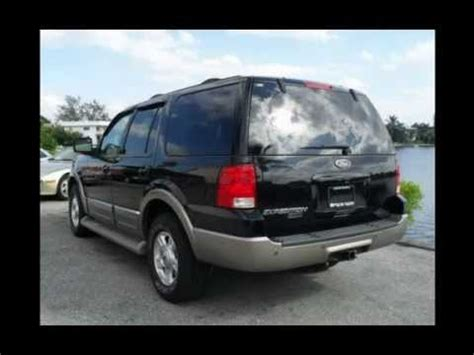 Expedition E6339 Black Edition black 2004 ford expedition eddie bauer edition