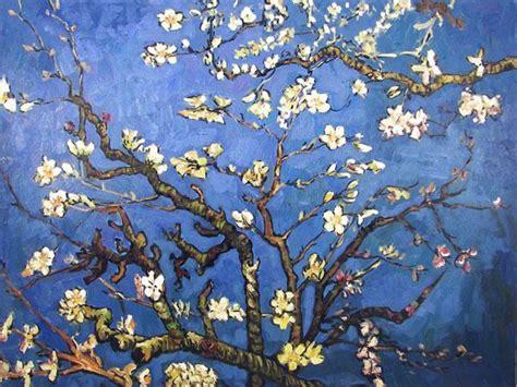 van gogh basic art basic drawing 2012 almond blossoms