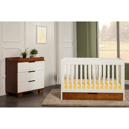 Baby Mod Parklane 3 In 1 Baby Convertible Crib Amber Baby Mod Crib