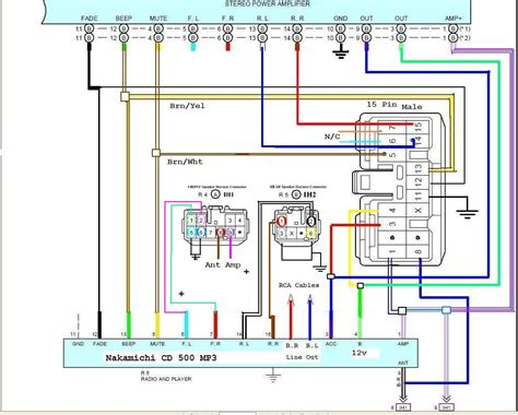 wiring harness diagram 10 from 9 votes radio get free