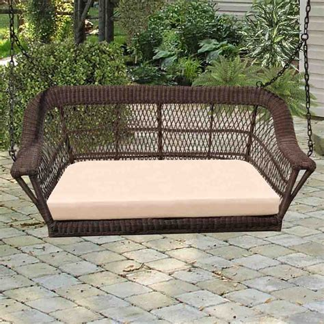 porch patio swing wicker patio swing newsonair org