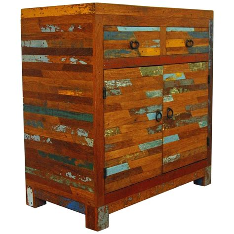 Colored Drawers by 21st Century Multi Colored Mezquite Chest Cabinet At 1stdibs
