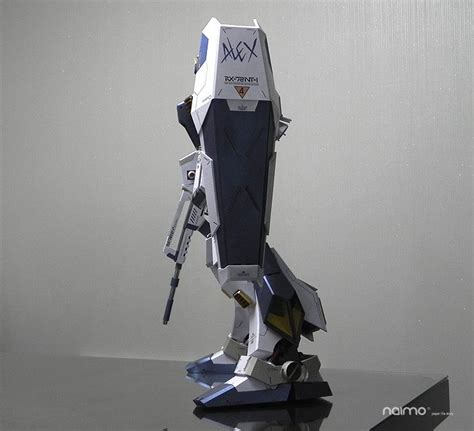 gundam alex wallpaper papercraftsquare com new paper craft rx 78nt 1 gundam