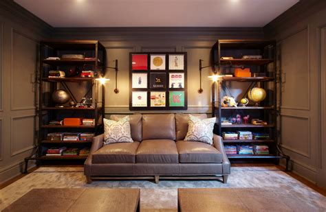 Decorative Armchairs Design Ideas Astounding Gray Leather Sofa Decorating Ideas