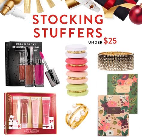 stocking stuffers for her gifts for her stocking stuffers under 25 beautytidbits