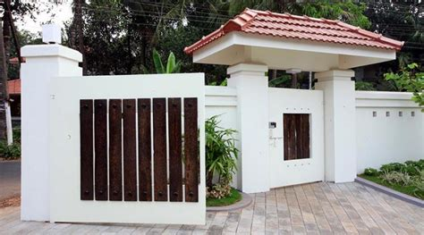 house gate design kerala front gate designs for homes front gate design of house ideas designs images tips