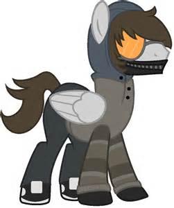 Ticci toby creepypasta pony