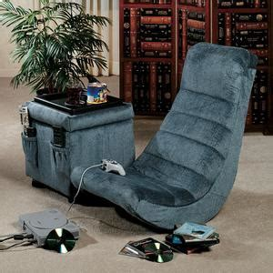 Floor Rocker Gaming Chair – Floor Gaming Rocking Chair OPP 2.0 Wired ...