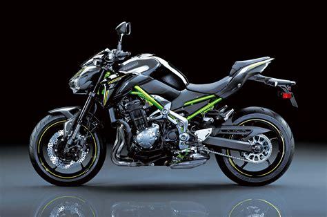 Kawasaki Z900 by Milan Show Kawasaki Z650 And Z900 Mcn