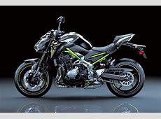 MILAN SHOW: Kawasaki Z650 and Z900   MCN Kawasaki Z650