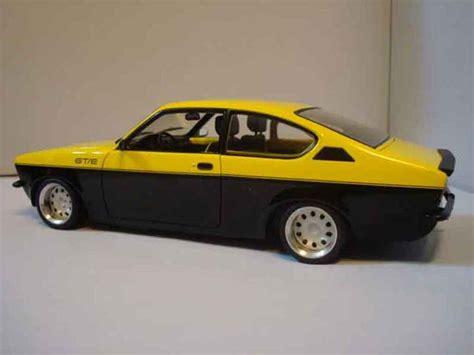 opel kadett coupe c gte 1976 minichs modellauto 1 18