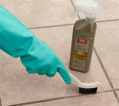 Grout Cleaning Brush Friday List 15 Cleaning Tips And Checklist Six Stuff