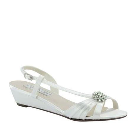 wide width bridal shoes wide ivory wedding shoes collection on ebay