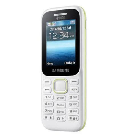Harga Samsung B310e samsung guru 2 sm b310e putih harga dan