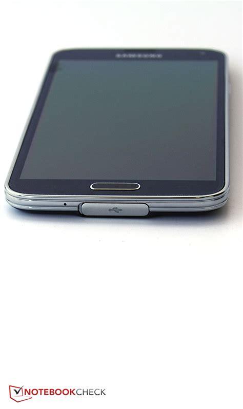 samsung galaxy s 5 weiß 1548 test samsung galaxy s5 smartphone notebookcheck tests