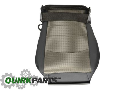 2007 dodge ram factory seat covers 2012 ram 1500 2500 front left driver side seat cushion