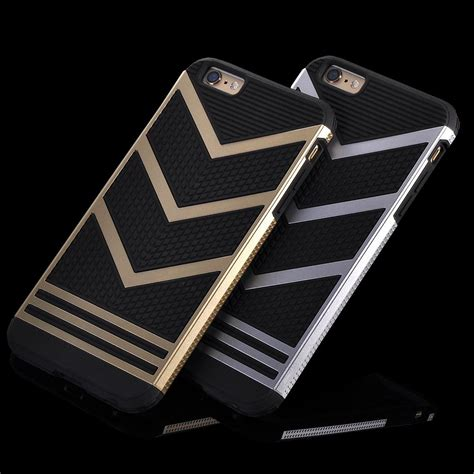 Casing Iphone 5g Grey retro luxury phone cases for apple iphone 5 5s 5g pc tpu hybrid for iphone5 back