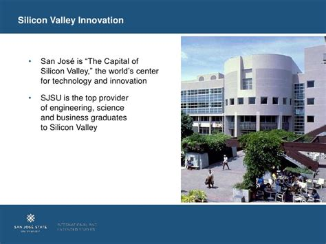 San Jose State Mba International Student by Why International Students Choose San Jose State